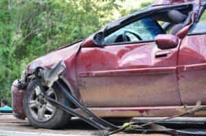 company vehicle accident